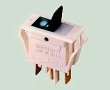 Shinden Co., Ltd. Lever Switches