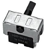 ロータリースイッチ01シリーズの承認図