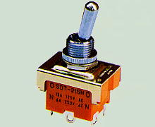 Shinden Co., Ltd. Toggle Switches